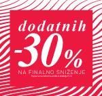 -30% na SVE