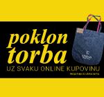 Poklon torba uz svaku online kupovinu
