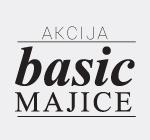 Akcija basic majice