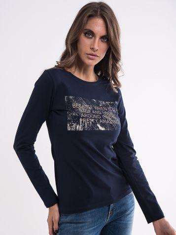 Ženska majica sa tekstom