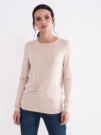 Roze džemper