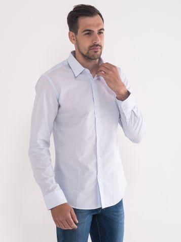 Svijetlo plava košulja
