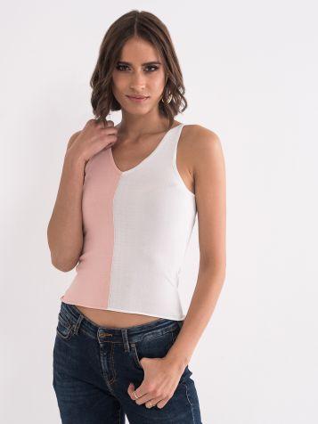 Ženska dvobojna majica