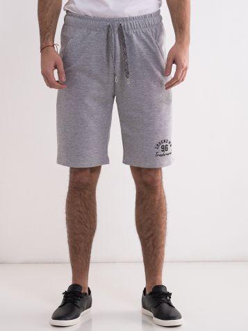 Sivi sportski šorts