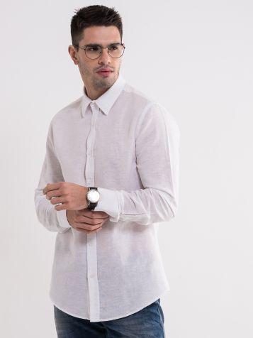 Klasična bijela košulja