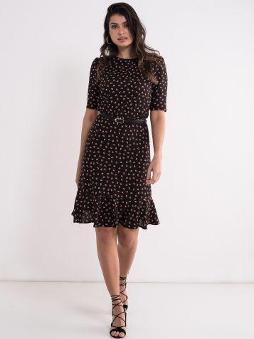 Elegantna dezenirana haljina
