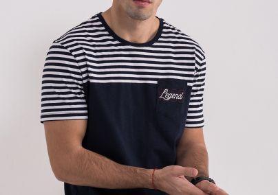 Muška majica sa džepom