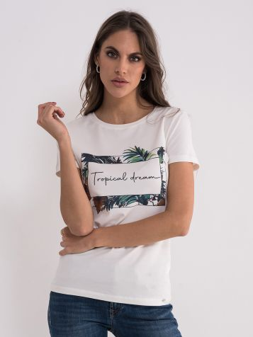 Tropical dream majica