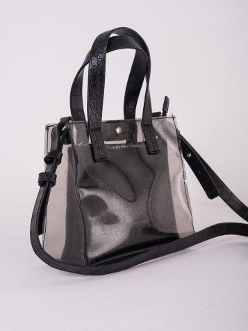 Moderna crna torba