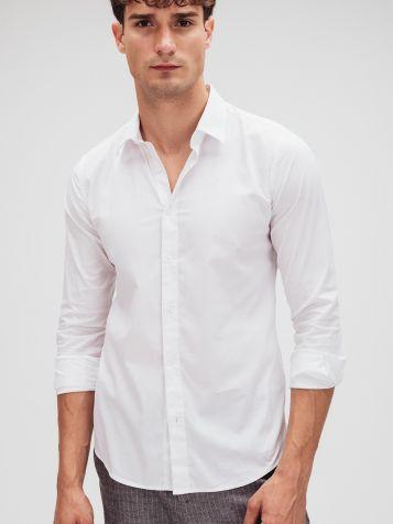 Basic košulja bijela