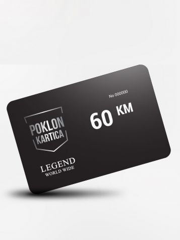 Poklon kartica 60 KM